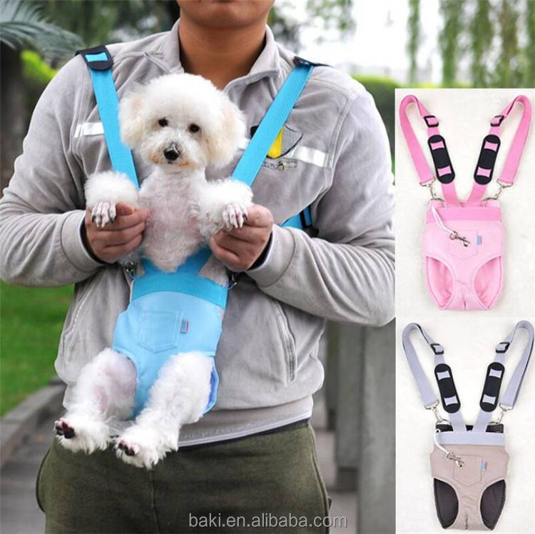 Hot Sale Pet Travel Bag Dog Carrier Bags Dog Harness Backpack