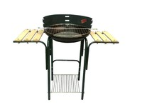 charcoal garden grill