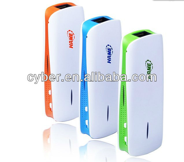Original HAME A1 150Mbps 3G WiFi Router with Power Bank ,3G Router Built-in1800mAh Lithium Battery