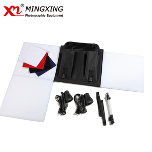 2018 Wholesale Mingxing brands photo studio tents soft box light kit