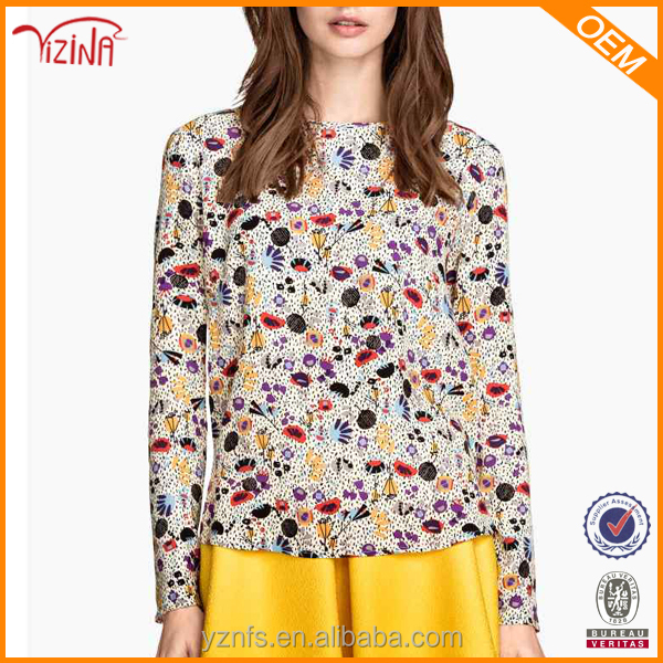 Full Hand T Shirts Ladies Square Neck T-shirt From Alibaba China ...