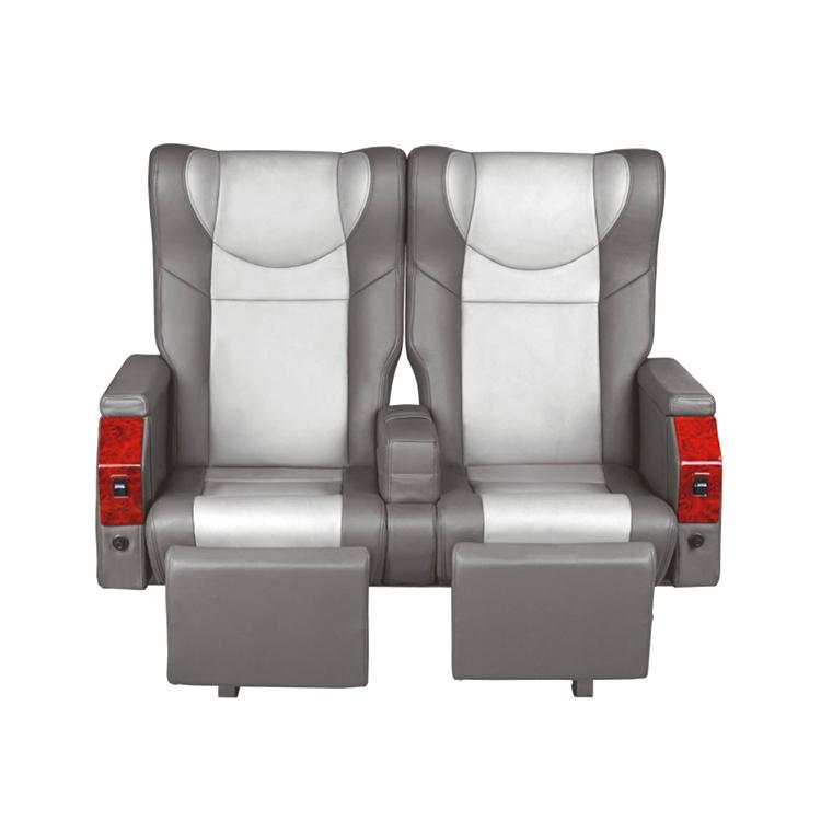 אופנתי תוכנן רכב vip יוקרה עור higer אוטובוס פי מושב
