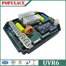 avr china uvr6 for mecc alte generator parts ac current voltage regulator