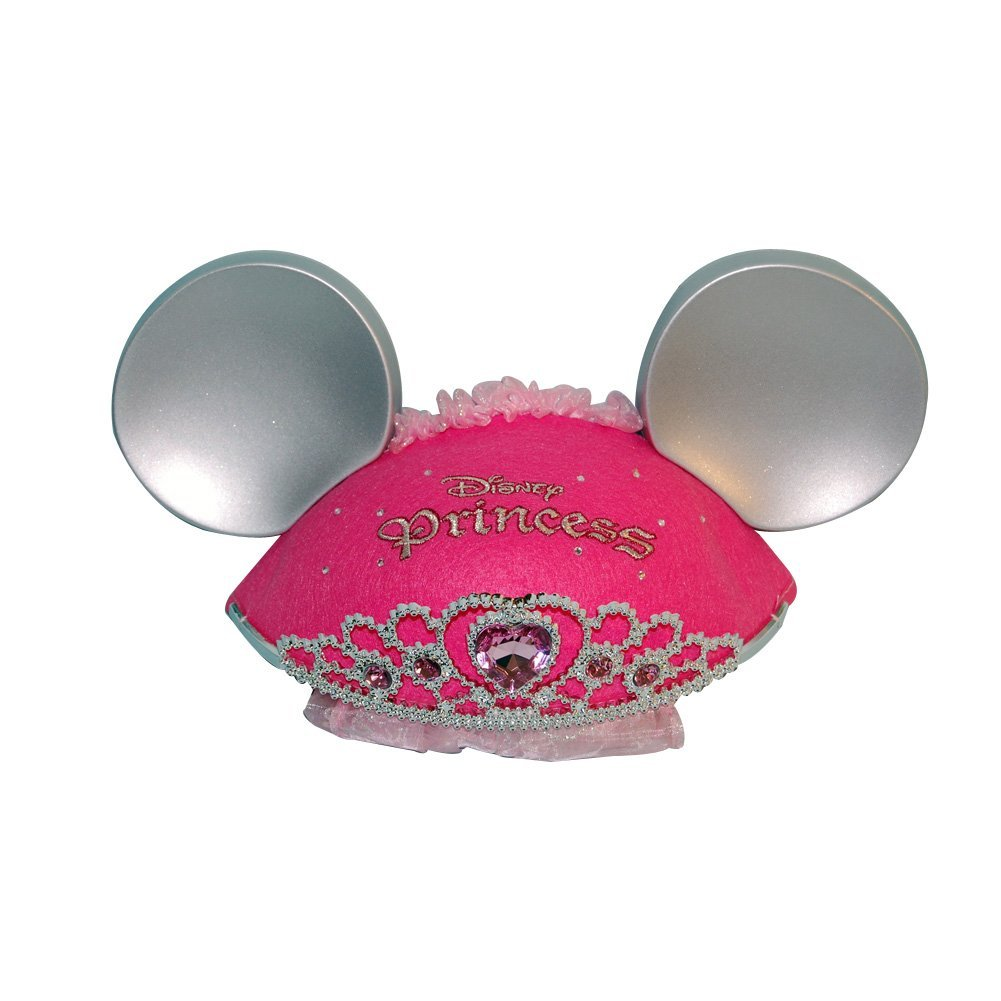 Disney Princess Mouse Ears Pink Hat & Tiara