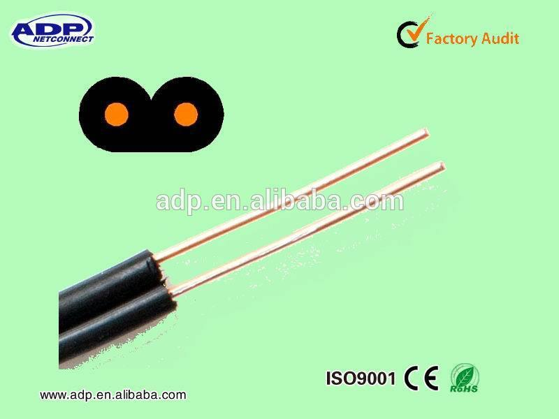 Self Supporting Telephone Wire In One Pair Parallel Conductor ...