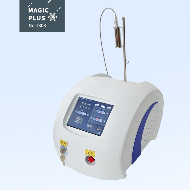 A1302 Portable 980nm Laser Spider Vein 980 Nm Diode Laser Vaskular Removal Mesin