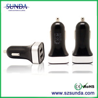 Phone Accessory R-137 3.1A ac to dc car charger adapter