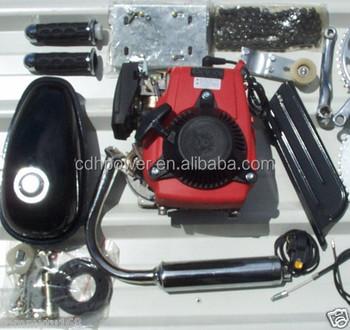 4 Stroke Motorized Bicycle Engine Kit Huasheng Engine Bicycle