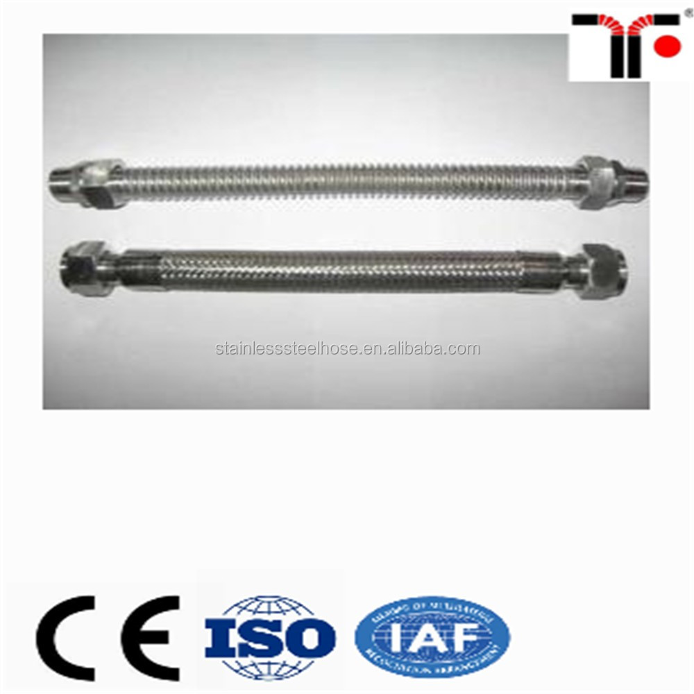 ISO and CE Certificated Stainless shower Steel Hose