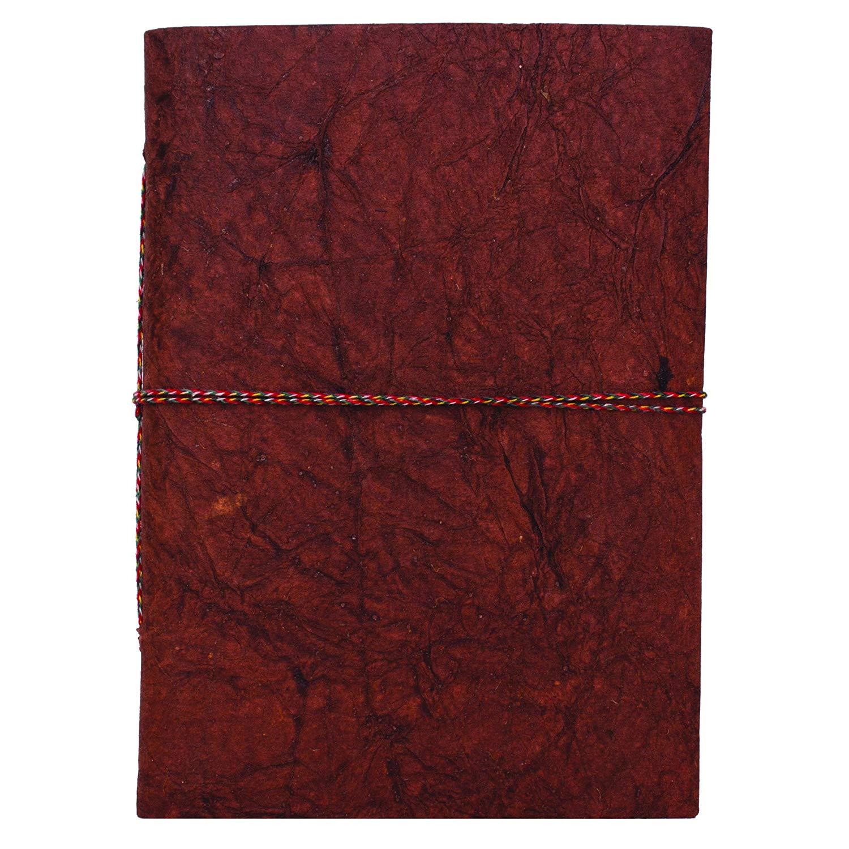 Handmade Journal Notebook Diary - Blank Unlined Paper Notebook Journal Diary for Writing, Travel, Prayer, Office, College, Art & Craft - For Men & Women