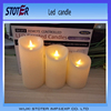 Dripping Flameless Led Pillar Candle Light