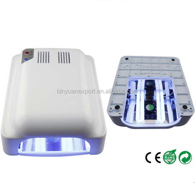 Factory Price 2018 Hot 36W Inductive UV nail lamp