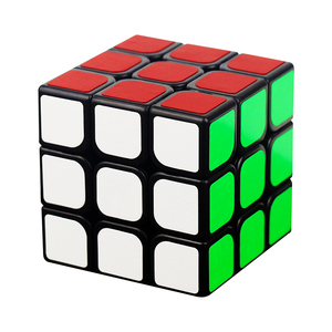 JSYouPin toys 3x3x3 plastic cube toy chinese magic cube