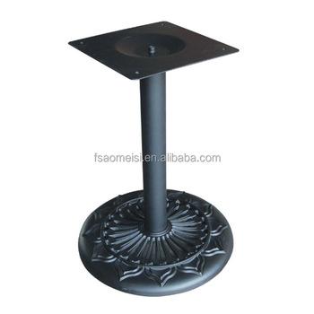 Oval Table Base / Crank Table Base / Metal Frame Table Base