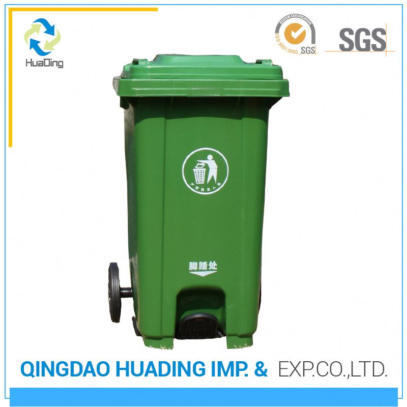 Plastic Trash Can Receptacles Liners