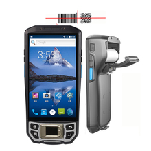 Lecom Integrierte Tragbare Drucker android terminal barcode scanner <span class=keywords><strong>sim</strong></span> karte android pos-terminal mit NFC RFID reader pdas