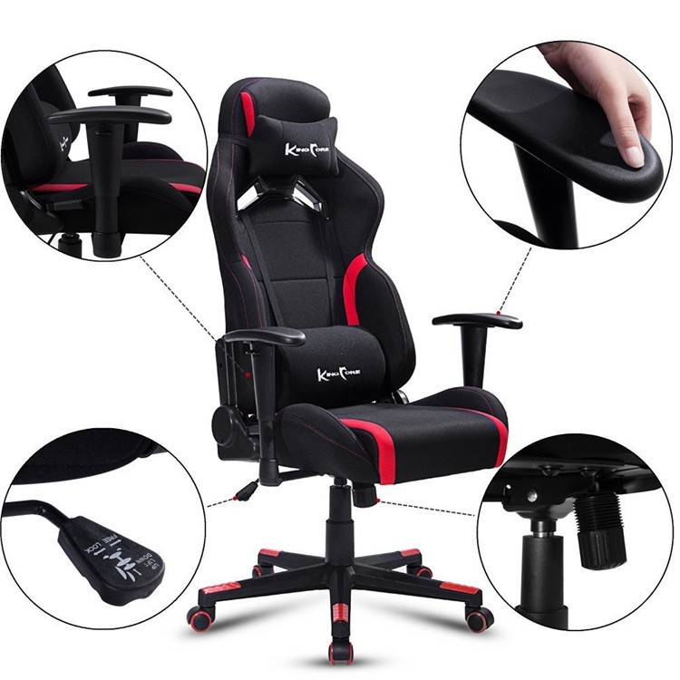 Sparco Seat Game Chair Gaming Chair Racing Style For