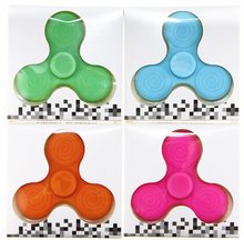 Silicone Fidget Gyro Spinner for Baby and Kids