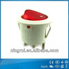 Illuminated round r11 rocker switch