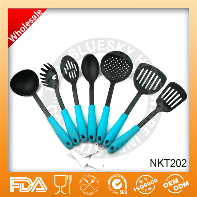 2016 Wholesale Nylon Kitchen Utensil Set NKT202