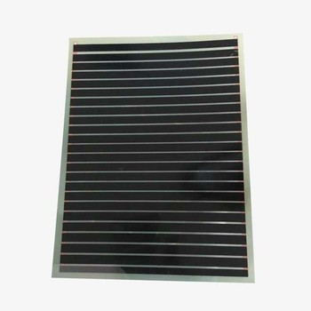 300mm*700mm*0.8mm infrared carbon crystal heat panel for electric home heater