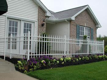 cheap aluminum fence panels buy fencing aluminum fence. Black Bedroom Furniture Sets. Home Design Ideas