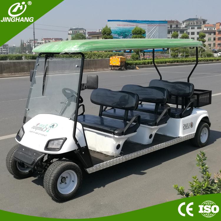 Best Design Wheel Drive Vintage Golf Cart Seater Electric Cars