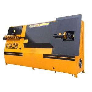 Automatic CNC Wire Bending Machine and Steel Bar Bending Machine