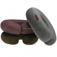 Comfortable buckwheat husks/hulls pillow