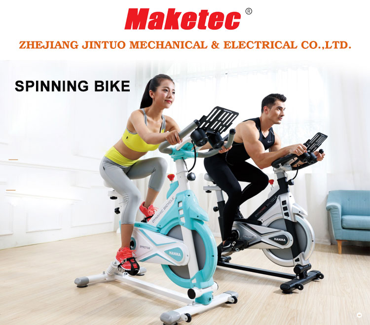 Luxury magnetic spinning elliptical bike with wheel brands commercial