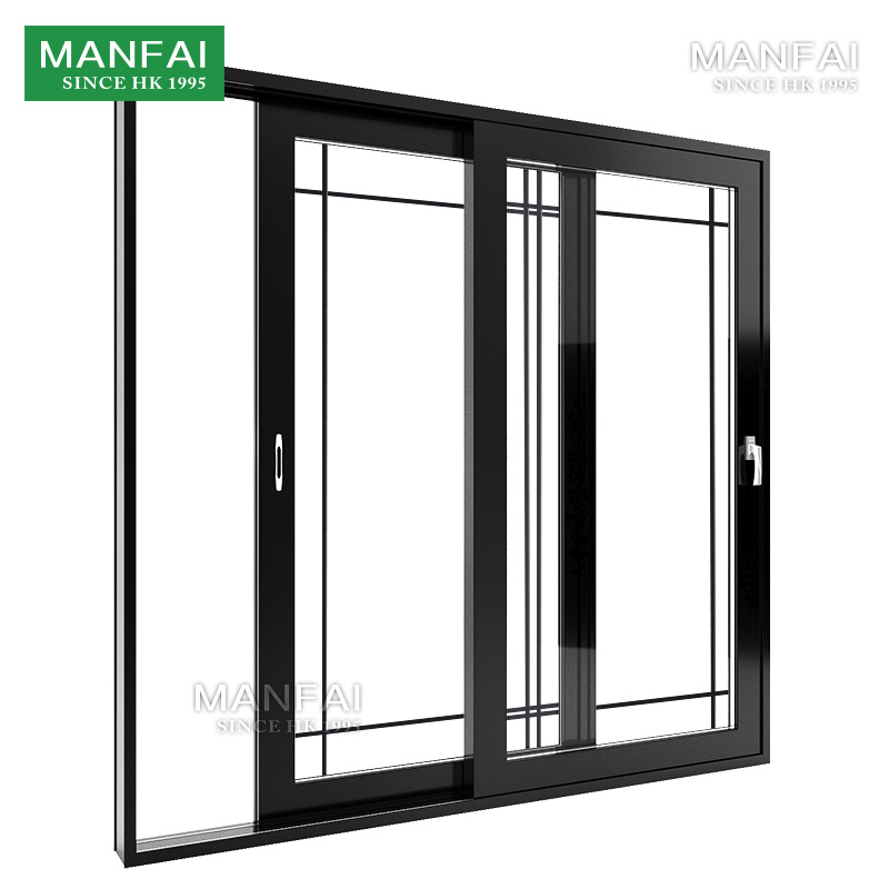 latest designs double glass door iron gate design