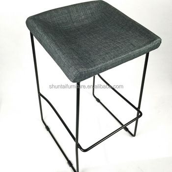 Attractive France Grey Fabric Home Office Comfortable Tub Chair ...