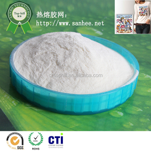 Tpu Polyurethane Hot Melt Adhesive Powder for fabric printing