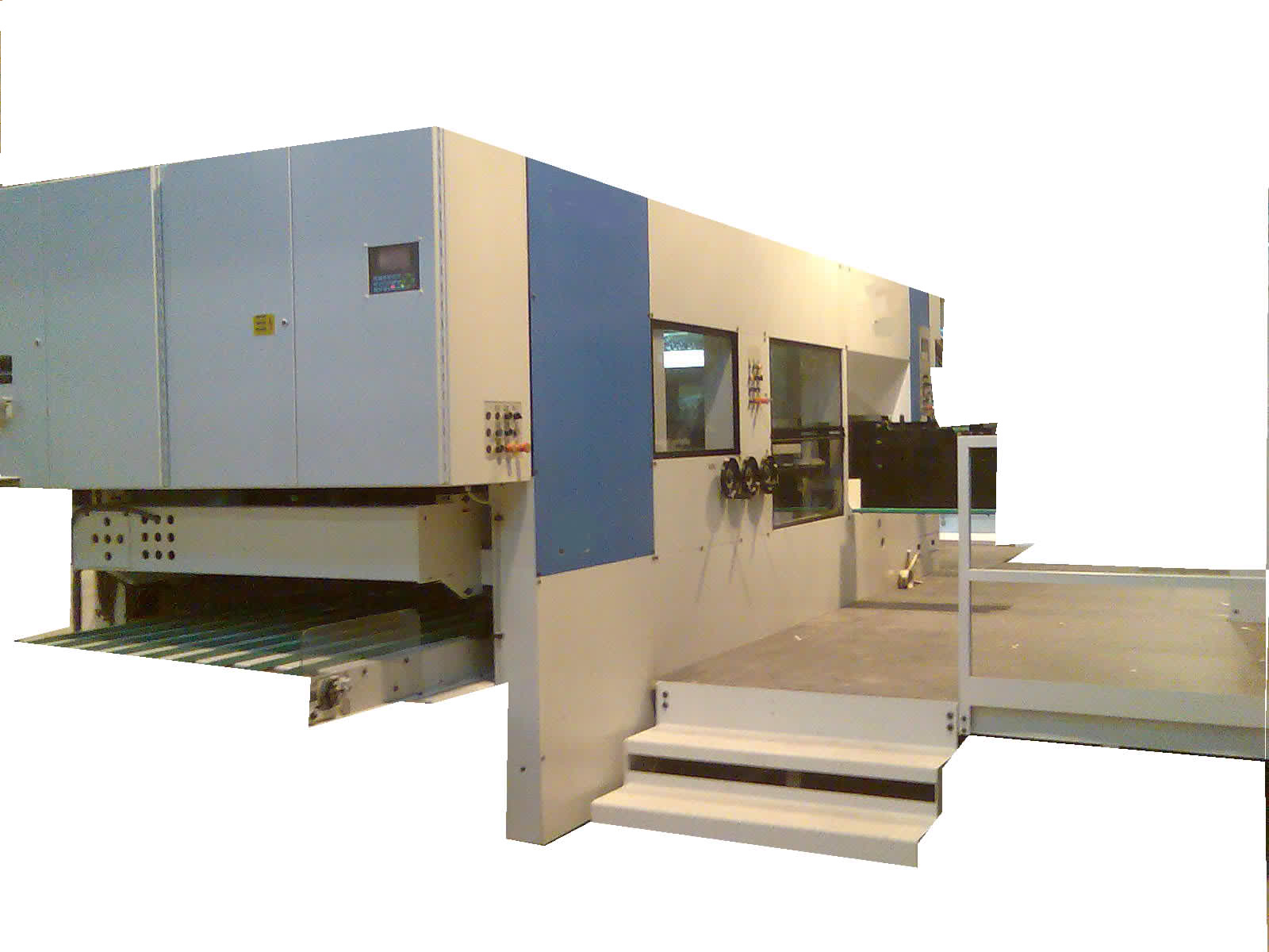 Bobst Die Cutter, Bobst Die Cutter Suppliers and Manufacturers at ...