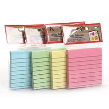 "Goedkope prijs promotionele 3 ""* 3"" * 100 sheets sticky note <span class=keywords><strong>set</strong></span> pad"