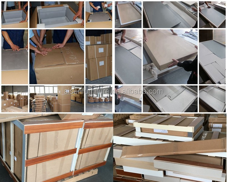 Package for cabinet- Assemble or flat package
