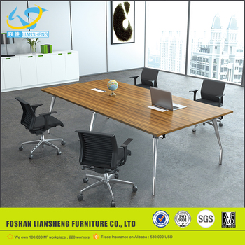 Modern Mfc Person Office Furniture Conference Table Design Buy - 6 person conference table