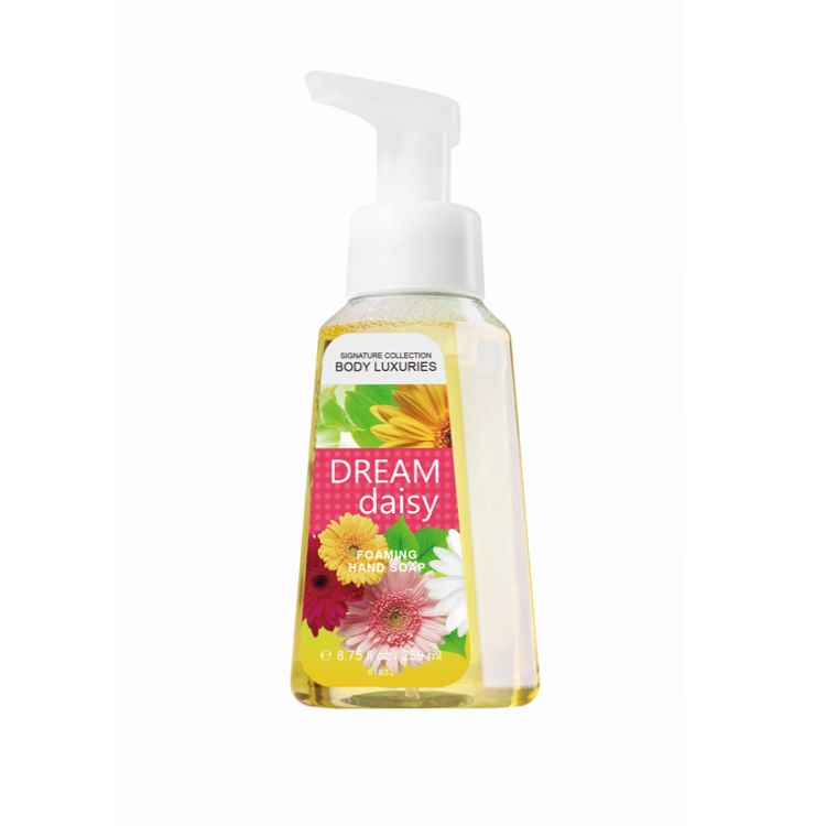 250ml best selling flower scent fragrance mist body spray for female gender