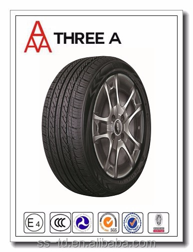 Three a tyres radial tires car chinese