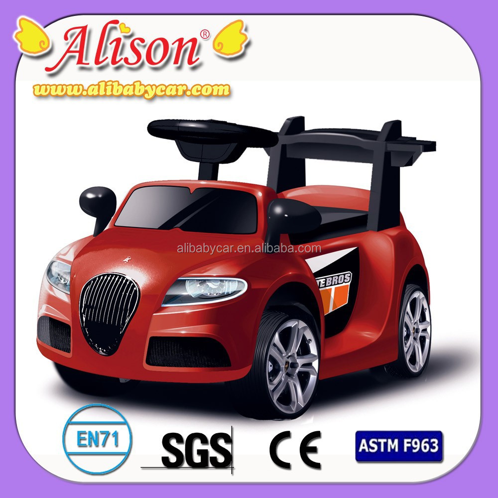 New Alison 4ch car toy/rc construction toy trucks model/good look cheap baby car for kids