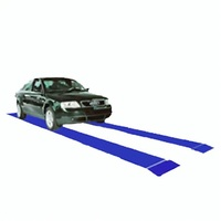LED Display Auto Test-bed For Brake, Axle, Suspension, Skid Test