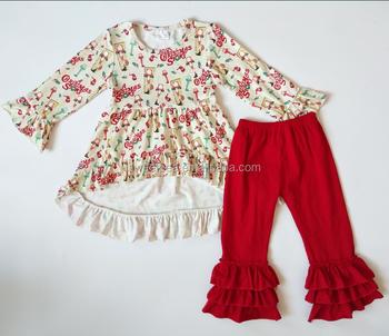 289084f12d2b4 Wholesale bulk kids clothes Cheap China Children's Boutique outfits Little  Girls Clothing Sets