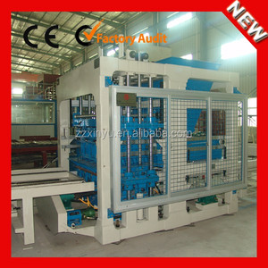 Good Quality Low Price QT6-15 machine for making brick ecological