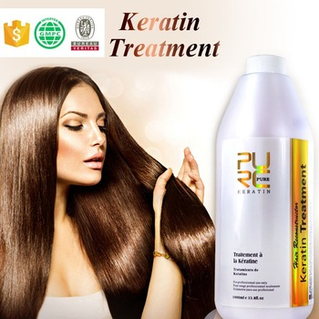 Offers OEM product brands repair coarse damaged hair for natural brazilian keratin