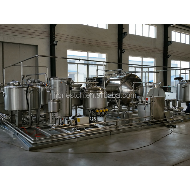 milk dairy product process line/milk&yogurt production line