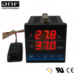 High quality temperature and humidity controller for incubator TH70