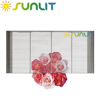Video/graphics/ Animation Quickly-installed Transparent Led Led ...