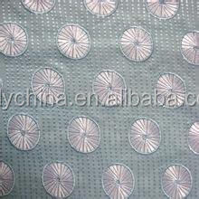 Hot Sale Hand Embroidery Net Fabric