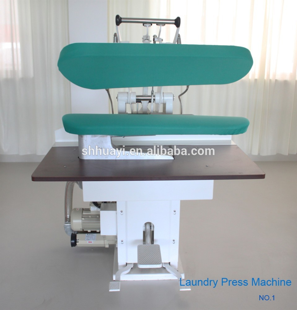 Commercial Linen Laundry Steam Press Machine For Ironing