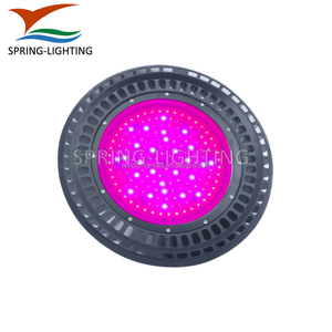 LED UFO Grow Lights 300 Watts UL cUL SAA CE 1000W HPS Equal Grow Tent Using LED Grow Lamp